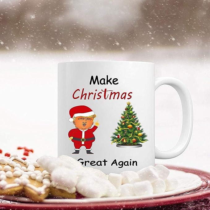 Gift For Great BRIDESMAID Trump Mug Birthday Christmas Day Family Funny Maga
