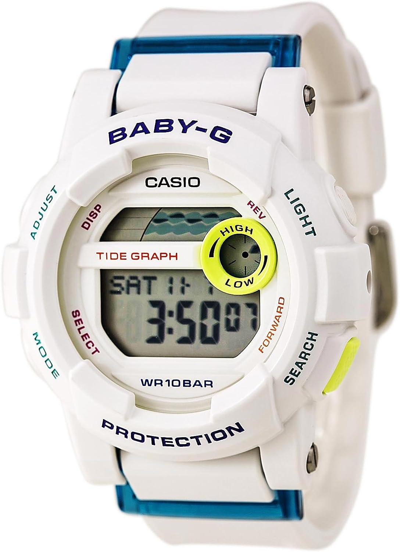 Casio – Baby-G – Urban Glide Series – White – BGD180FB-7