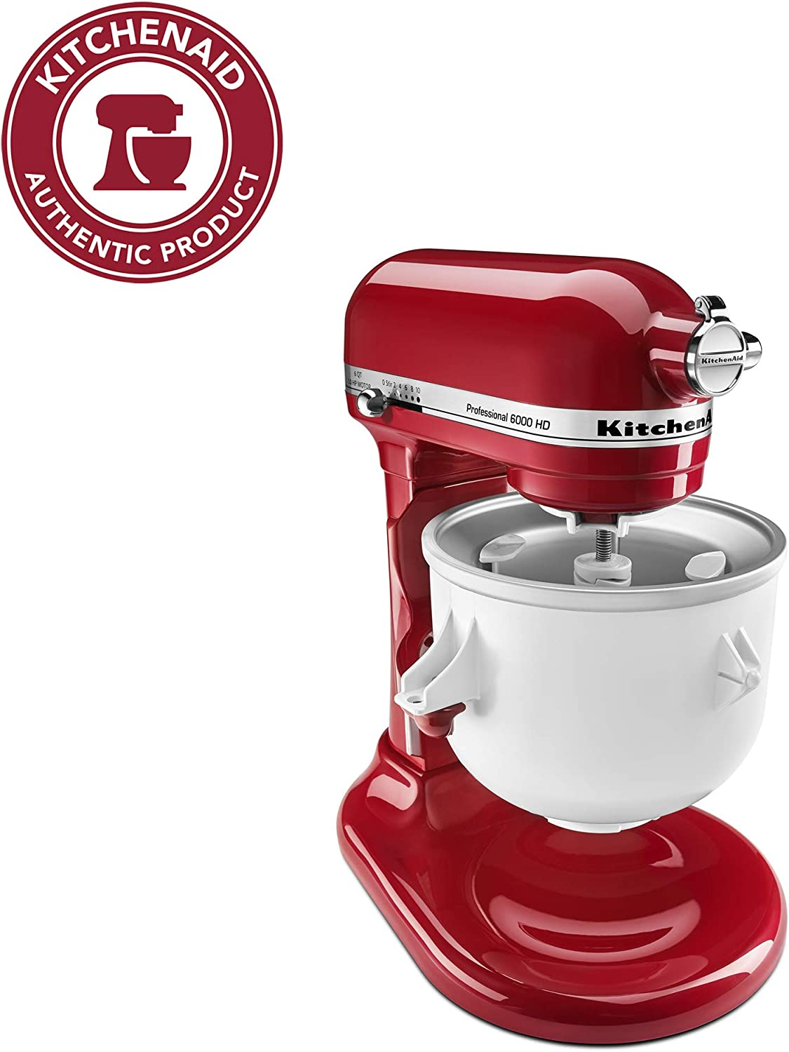 KitchenAid kaica Ice Cream Maker fijación: Amazon.es: Hogar