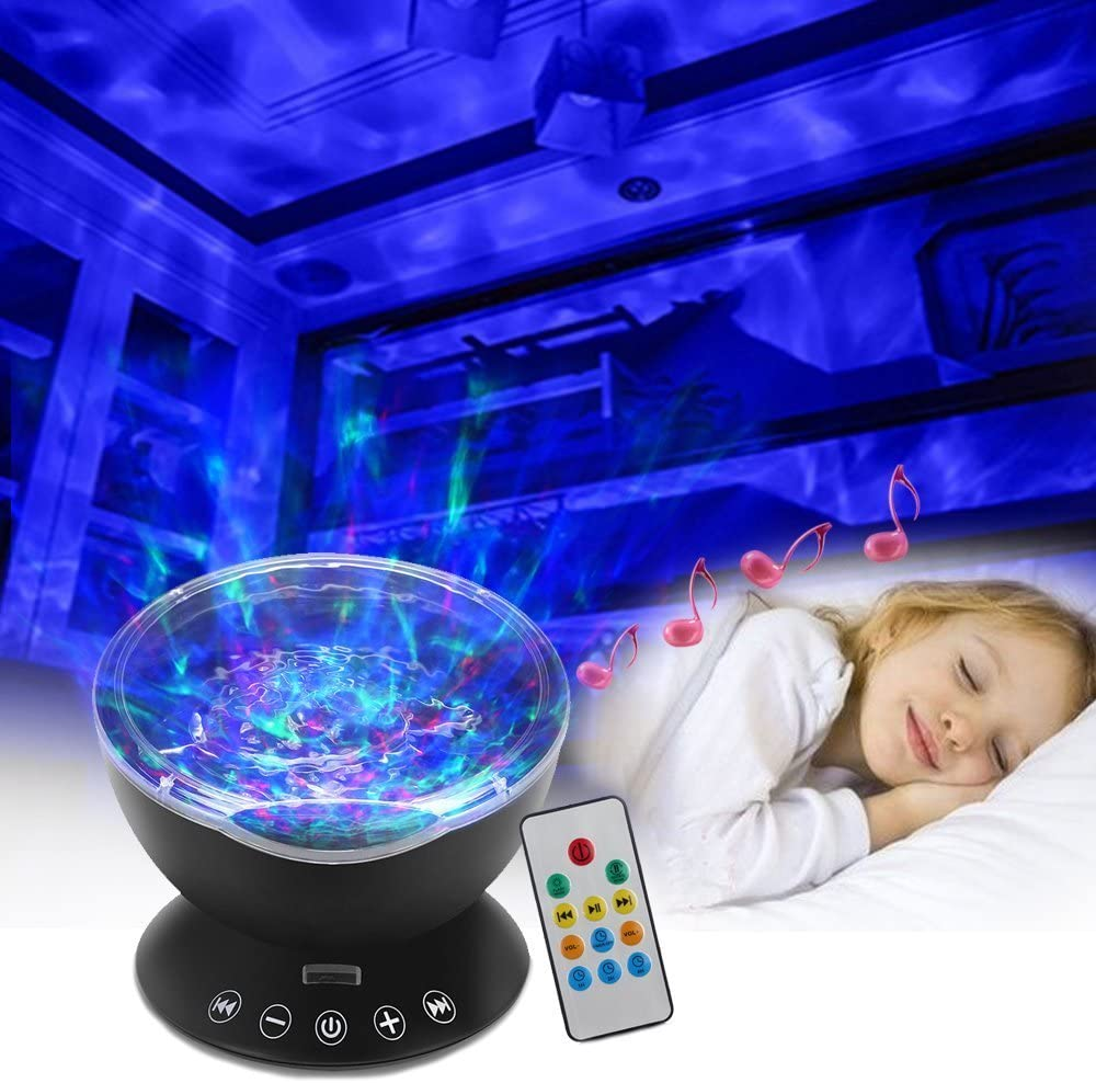 StarLight Ocean Wave Projector