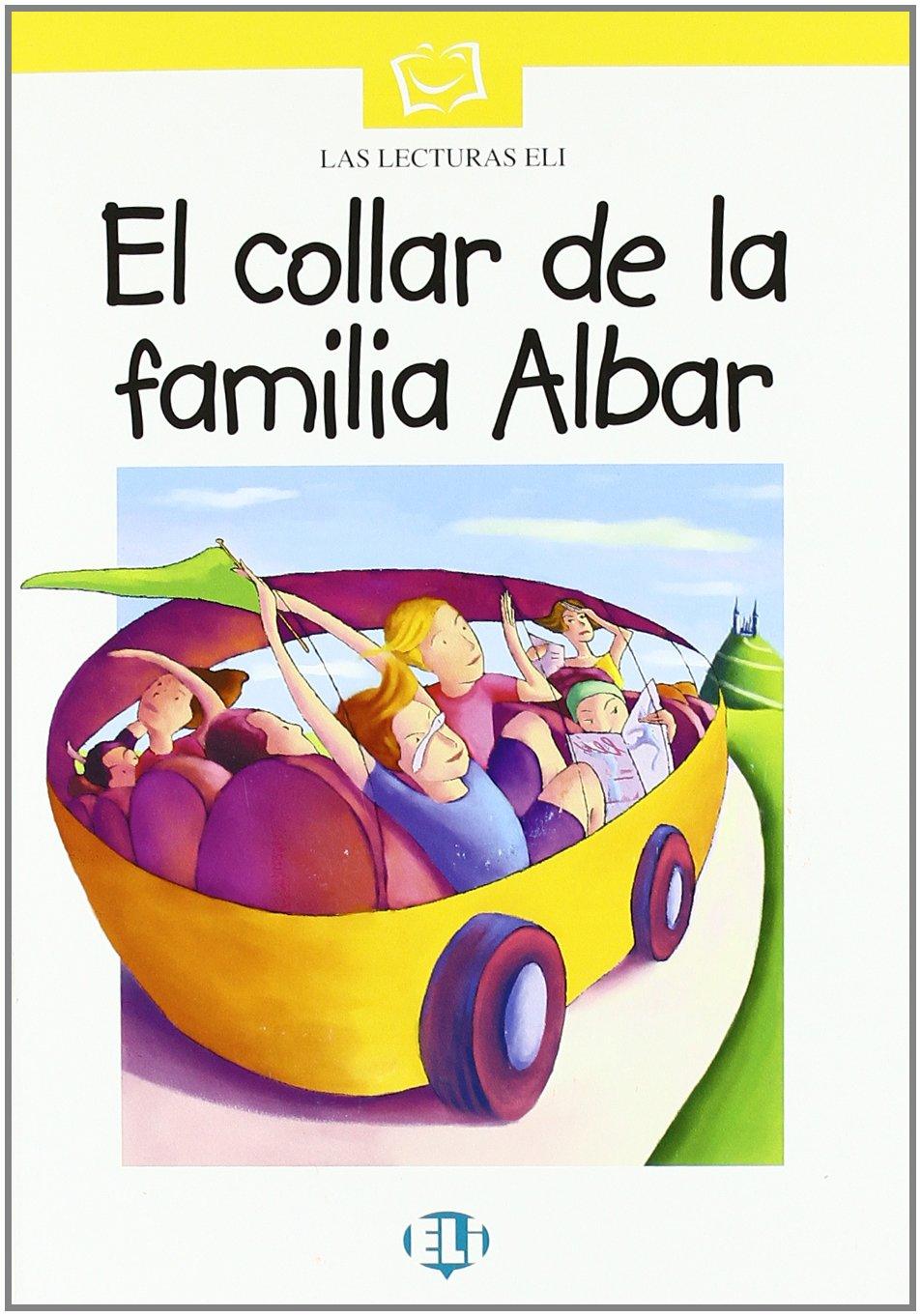 El Collar de la Familia Albar (Spanish Edition) ebook