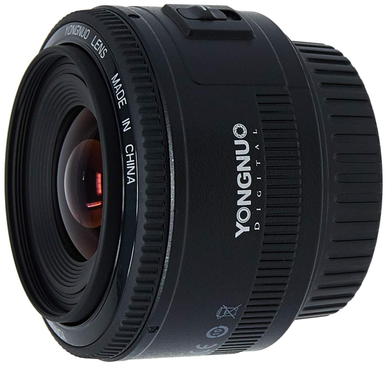 YONGNUO Lente de cámara YN35mm F2 lente 1:2 AF (xmp)
