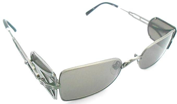 Amazon.com: Matsuda 10611h como Vintage estilo titanio ...