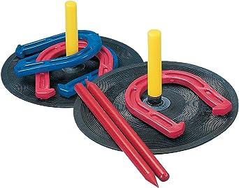 Palos Sports Colored Rubber Horseshoe Safety Set