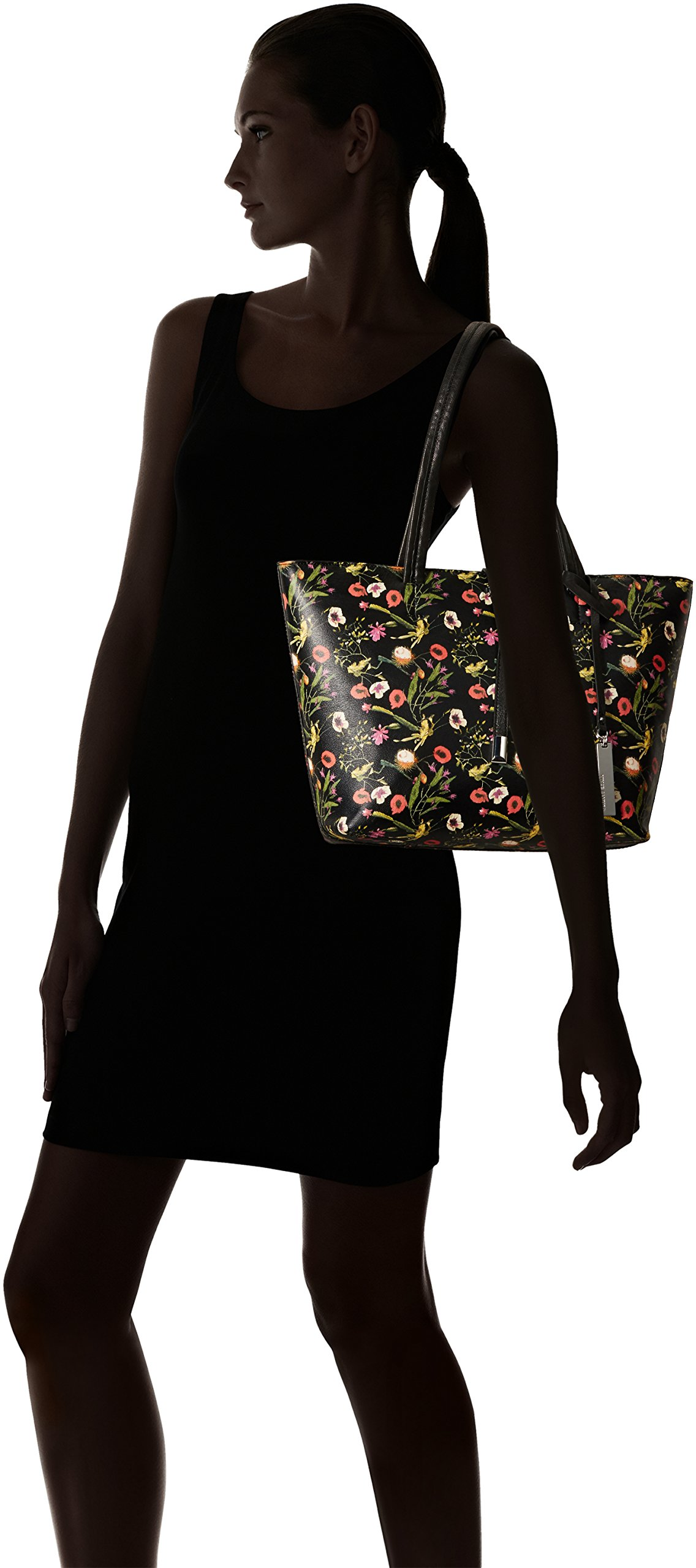 Vince Camuto Leila Small Tote, Black/Multi by Vince Camuto (Image #6)
