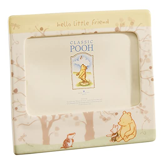 classic pooh winnie the pooh photo frame - Winnie The Pooh Picture Frame
