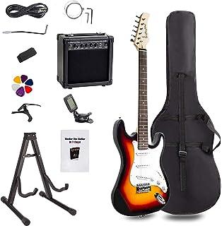 Bird STC1 - Guitarra eléctrica, color negro: Amazon.es ...