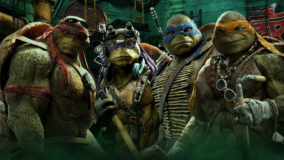 Amazon.com: SERY Poster Print Teenage Mutant Ninja Turtles ...