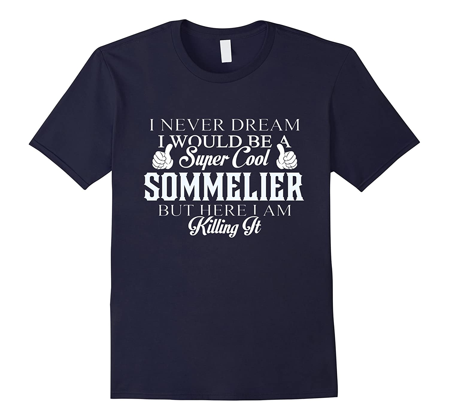 Dreamed would super cool Sommelier killing it-Vaci