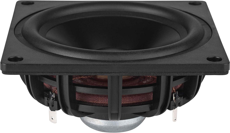 Dayton Audio DMA105-8 4 Dual Magnet Aluminum Cone Full-Range Driver 8 Ohm
