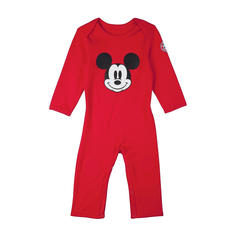 Baby Pelele Disney Mickey Mouse FC Bayern Múnich, Baby Pelele, Pelele, Talla 74: Amazon.es: Deportes y aire libre