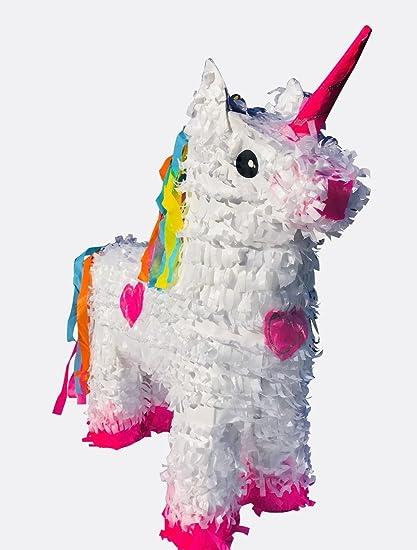 Amazon.com: Unicornio Piñata, diseño para las niñas Party ...