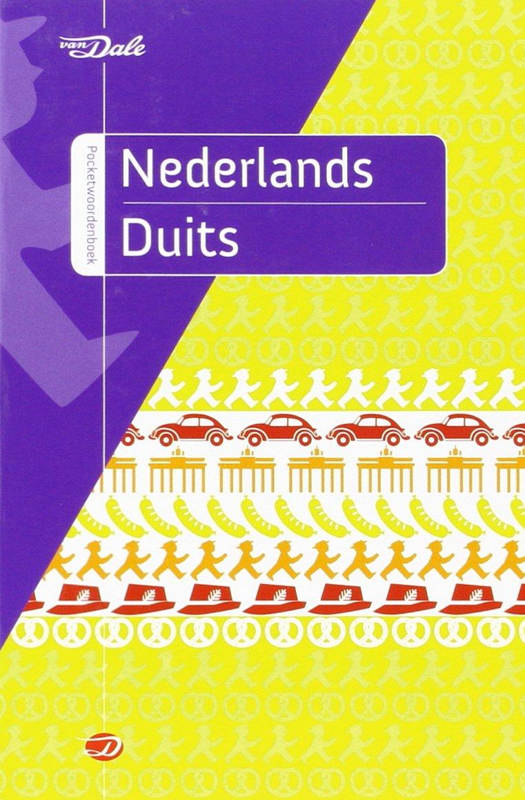Van Dale pocketwoordenboek Nederlands-Duits / (Van Dale pocketwoordenboeken)