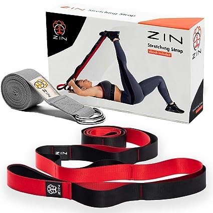 Amazon.com: Correa elástica ZIN con bucles, calidad premium ...
