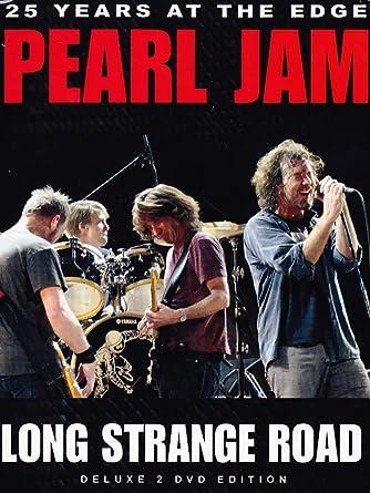 Amazon com: Pearl Jam - Long Strange Road (2 DVD SET): Pearl