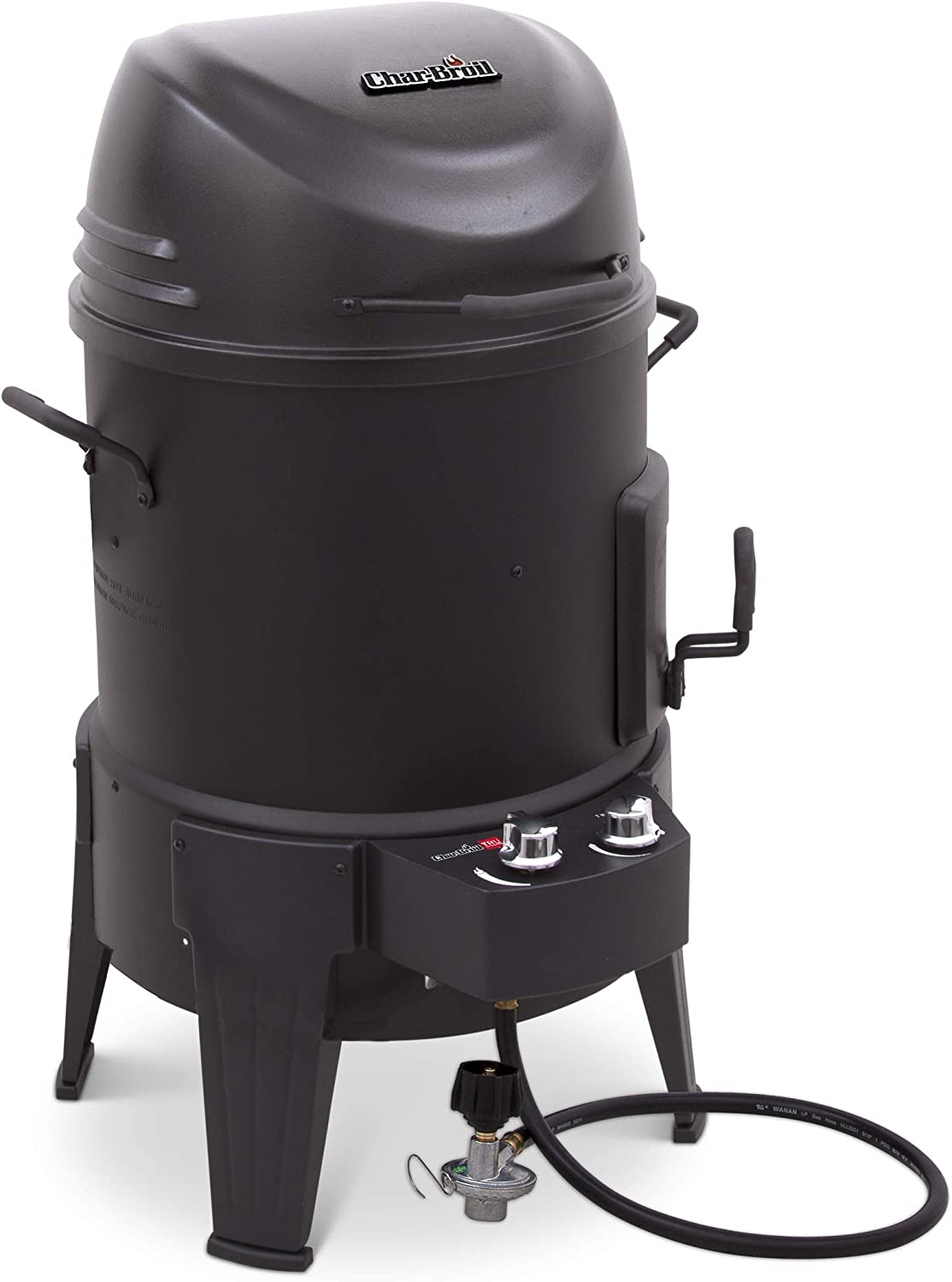Char-Broil Smoker Roaster & Grill Best Gateway Drum