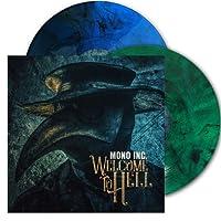 Welcome To Hell (grün-transparte 2LP mit schwarzen Schlieren) [Vinyl LP]