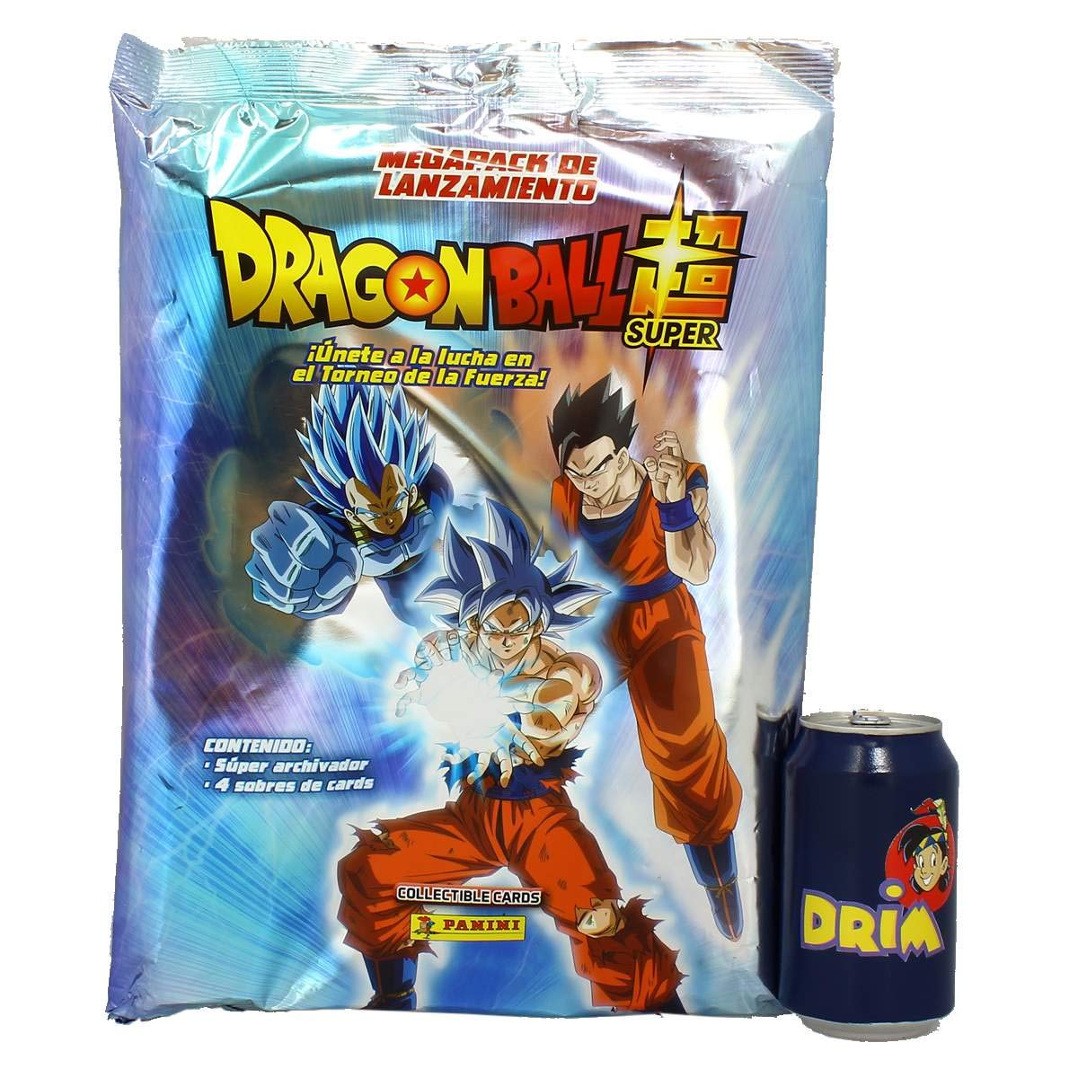 Amazon.com: Panini- 003756SPE2 Megapack Dragon Ball Super ...