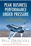 Peak Business Performance Under Pressure: A Navy Ace Shows How to Make Great Decisions in the Heat of Business Battles