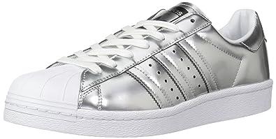 adidas Originals Women\u0027s Shoes | Superstar, SILVMT/SILVMT/Ftwwht, (5 M