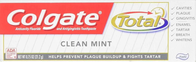 Colgate 総歯磨き、トラベルサイズ、0.75オンス B000SR0E7E