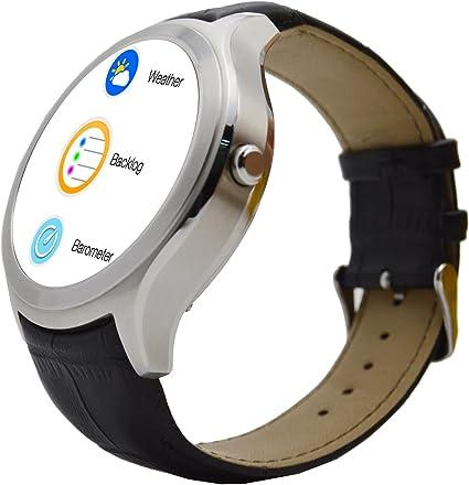 NO.1 D5 Android Smart Watch - 3G SIM, Bluetooth 4.0, Wi-Fi, Google ...