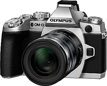 Olympus OM-D E-M1 - Cámara Evil de 16.3 MP (Pantalla 3 ...