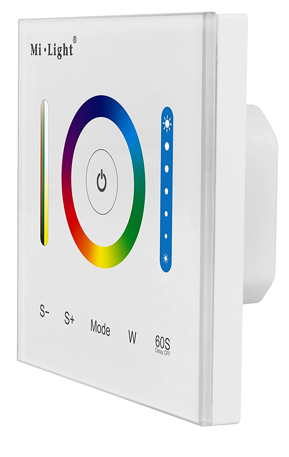 Smart panel controller P3 Smart Panel LED Controller RGB RGBW RGB+CCT 12V 24V Touch Switch Dimmer LIGHTEU