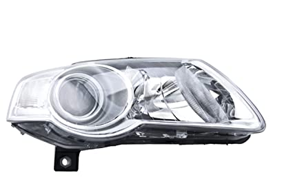 HELLA 247014061 Volkswagen Passat B6 Passenger Side Headlight Assembly