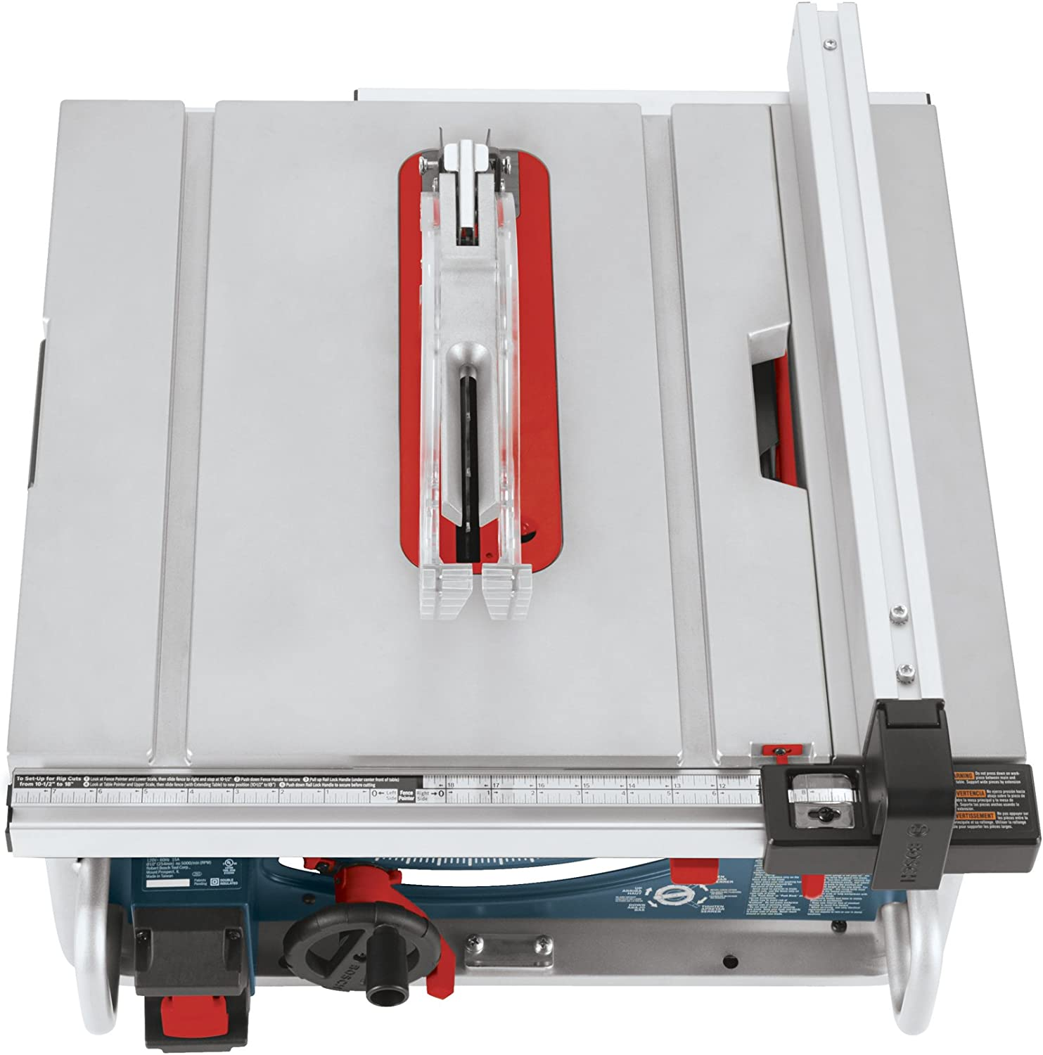 Bosch GTS1031 Table Saws product image 25
