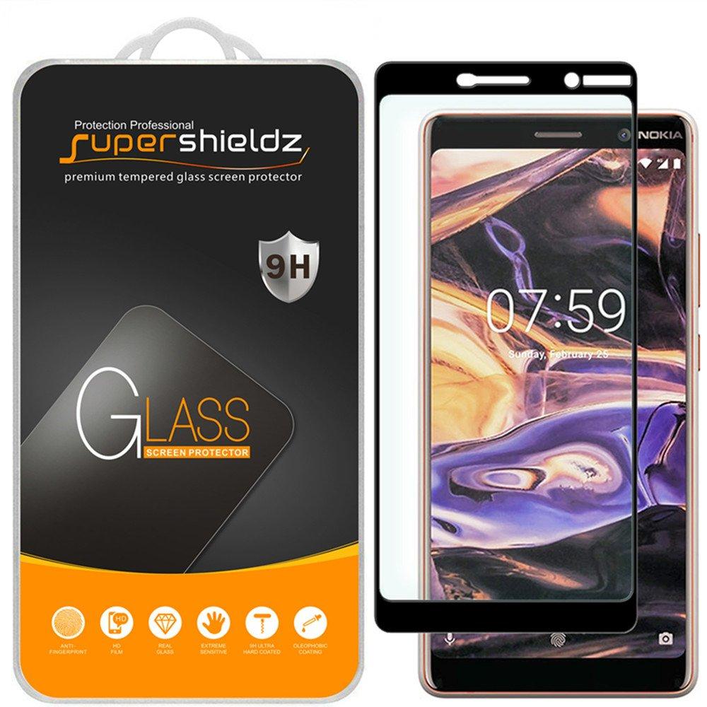 Vidrio Templado Nokia 7 Plus Full Coverage  [2un] (7NX18CR5)