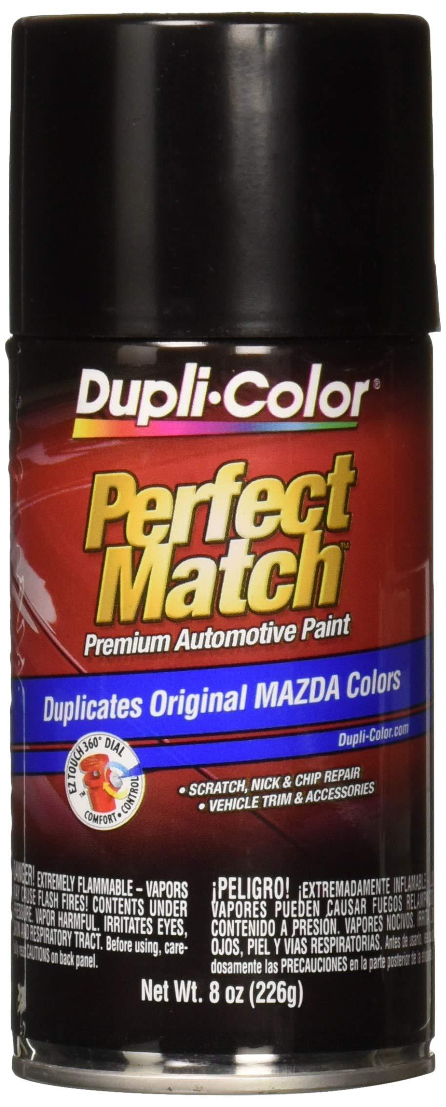 Dupli-Color EBMZ11090 Black Single Touch-Up Paint