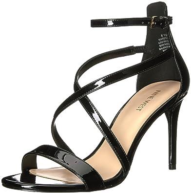c8631b15819 Nine West Women s RETILTHRPY Patent Sandal