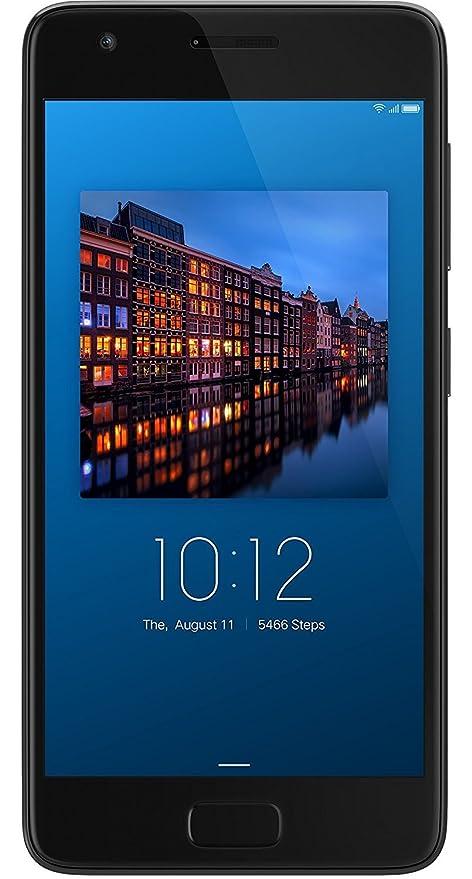 Lenovo ZUK Z2 Plus Dual Sim 4G Volte (Black) 4GB RAM 64GB ROM with  Fingerprint Sensor, Android 6 0 Marshmallow & FREE Mobile Cover in the Box