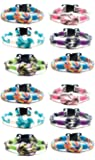 Frogsac Paracord Knot Parachute Cord Bracelets Great Party Favors Set of 12