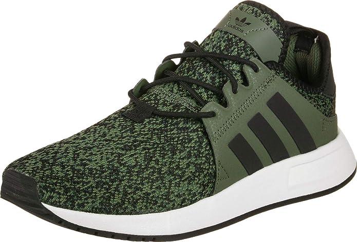 adidas X_PLR Sneakers Damen Herren Unisex Olivgrün