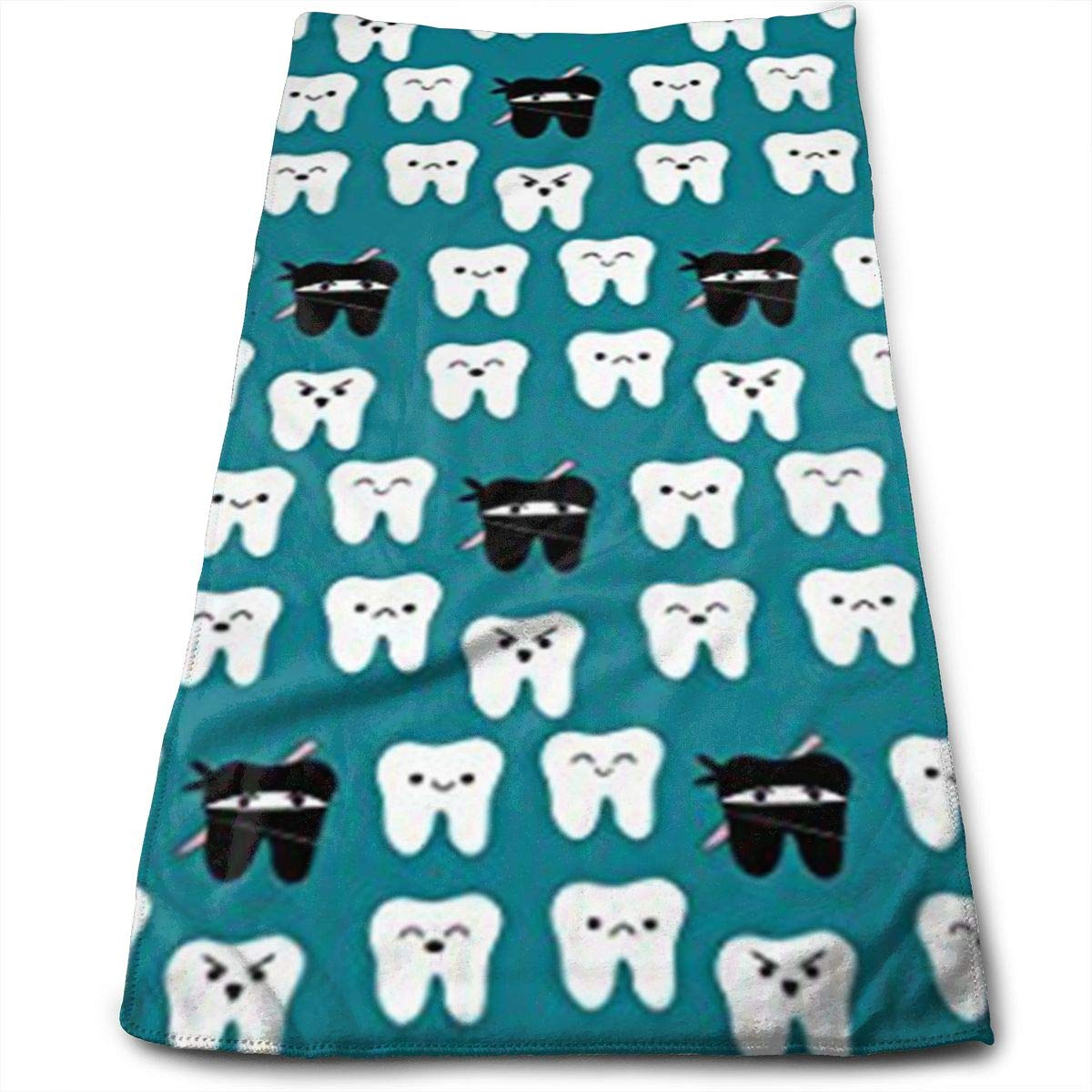Amazon.com: Yitlon8 Tooth Fabric Way of The Ninja Tooth 100 ...