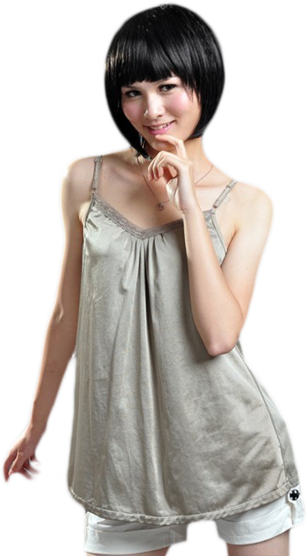 Anti-Radiation Maternity Tank Top Camisole Dresses Baby Protection Shield 800617