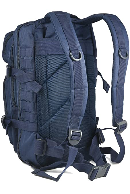 ... Amazon.com Mil-Tec Military Army Patrol MOLLE Assault Pack Tactical  Combat Rucksack Backpack  Mil-Tec MOLLE US Assault Pack Small Black ... 35beaed956