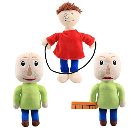 Baldi/'s Basics in Education and Learning Plush Figure Toy Playtime Bully Doll