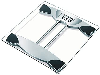 4b3a9e47a7 Venus Electronic Digital Body Weight Weighing Scale (Transparent)   Amazon.in  Health   Personal Care