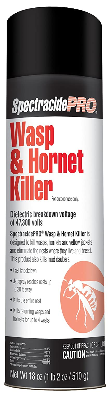 SpectracidePRO Wasp & Hornet Killer (Aerosol) (HG-30110) (18 oz)