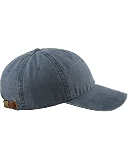 Adams Monogrammed 6-Panel Low-Profile Washed Pigment-Dyed Cap (Baby ... 0fb67f9d9076