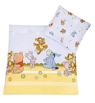 Superior Julius Zöllner 8510010003   Baby Pooh And Friends Bettwäsche, 80x80 Cm Design Ideas