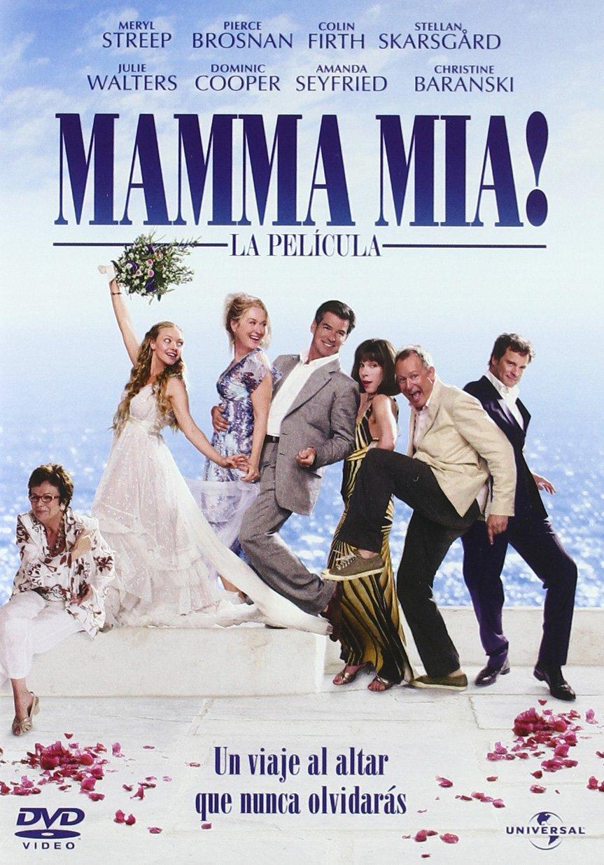 Mamma Mia!: La Película [DVD]: Amazon.es: Meryl Streep, Pierce ...