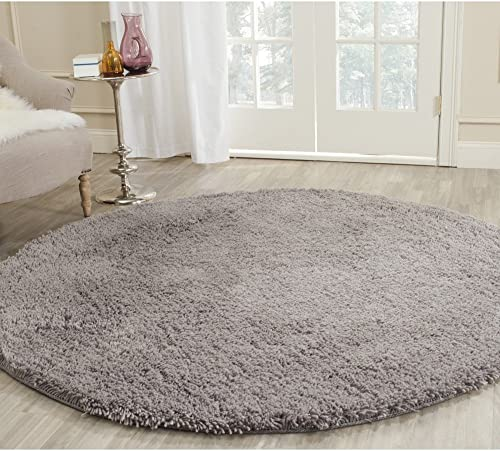 Safavieh Classic Shag Collection SG240G Handmade 1.75-inch Thick Area Rug