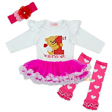 Amazon Com Angeline Boutique Clothing Baby Girls Valentine Easter