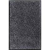 Schmutzfang Fußmatte Wash & Clean, Farbe: Grau 90x150 grau