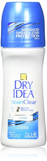 Dry Idea Stain Clear Multi Protection Clean Antiperspirant