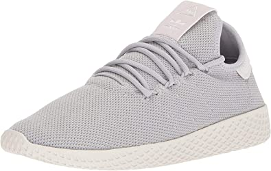 recepción Menagerry Lo encontré  Amazon.com | adidas Kids' Pw Hu C Tennis Shoe, Carbon/Carbon/Chalk White, 3  Medium US Little Kid | Racquet Sports